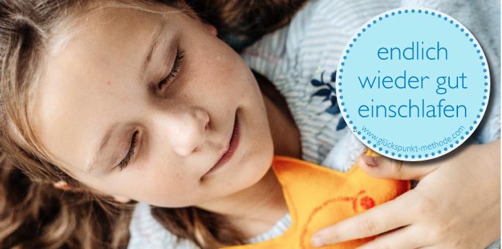 Endlich gut einschlafen! - Wie du dein Kind unterstützen kannst