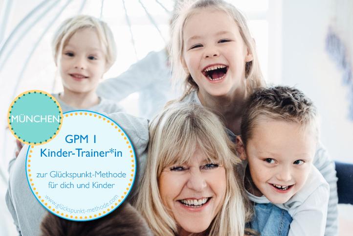 GPM 1 Kindertrainer*in zur Glückspunkt-Methode - neue Termine in 2022